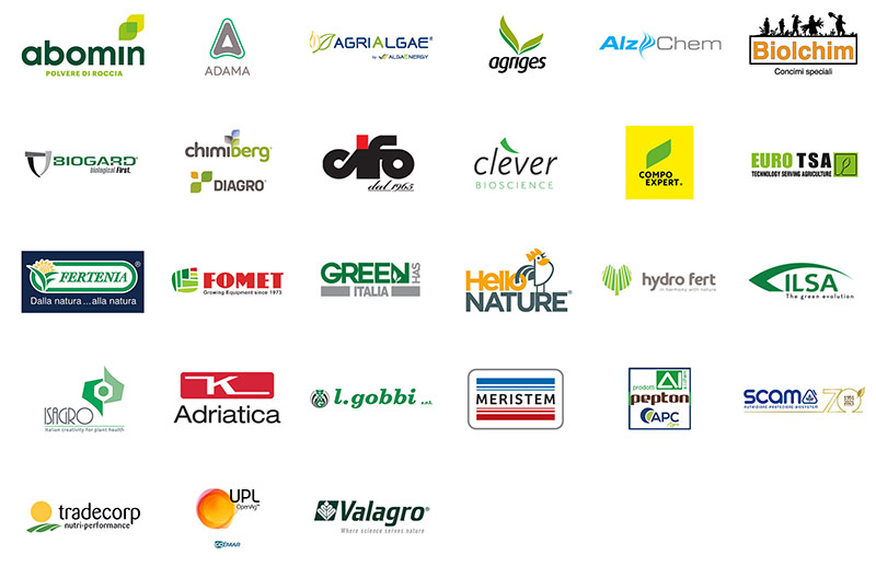 Biostimolanti Conference 2021 - Partner