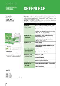 mini fertilizer plant with fertilizer formulations
